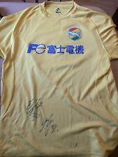 Jef United Official J League Fan Shirt M Medium Football Jersey Japan Signed