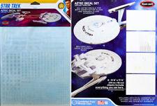 Aztec Decal für Star Trek Enterprise NCC-1701 + NCC-1864 1:1000 Model Kit MKA040