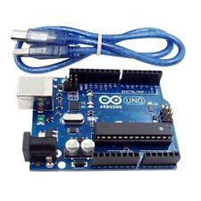 UNO r3 Module ATmega 328p Board Arduino komatibel with USB Cable