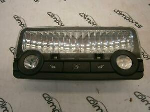 09-17 BMW 550ix 750Li 535i Interior Rear Reading Dome Light Lamp OEM 63319163699