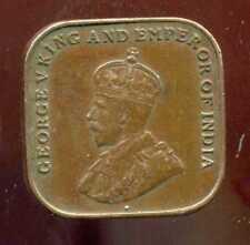 STRAITS SETTLEMENTS  1cent  1920