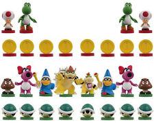 Nintendo Super Mario Chess Collector's Board Game Replacement Pieces 0120!!!
