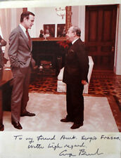PHOTO OFFICIAL AUTOGRAPHED PRESIDENT George H. W. Bush THE WHITE HOUSE 1984