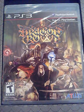 Dragon's Crown -Sony Playstation 3 New