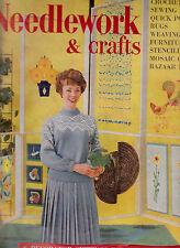 McCall's Needlework & Crafts Magazine Spring-Summer 1959 Knitting Crochet
