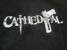 rare Cathedral Skates Tee Shirt Hard To Find Xl Clean
