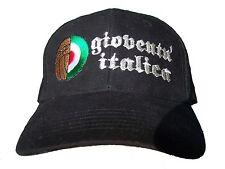 ITALICHE ORIGINI Cappello Ultras GIOVENTU' ITALICA Caps
