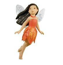 Hallmark 2012  Tiger Lily Fairy Messengers  Series Ornament CREASED BOX