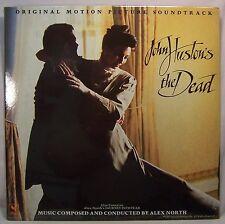 Alex North JOHN HUSTON'S THE DEAD Mint/Sealed Original Soundtrack 1987 LP