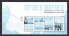 Australisch Antarctica  177-180 blok 4 Magnetic Southpole blok-m/s  postfris/mnh