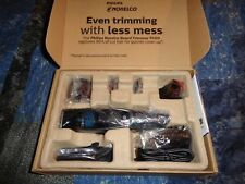 New Philips Norelco Beard Trimmer 7200 Vacuum with 20 Built-in Length Settings