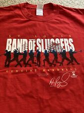 St. louis Cardinals albert pujols Band of Sluggers T-Shirt Large