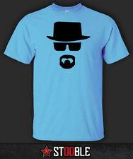 Heisenberg Regular Size Short Sleeve T-Shirts for Men