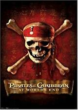 PIRATES OF THE CARIBBEAN ~ AT WORLD'S END ADVANCE ~ 22x34 MOVIE POSTER