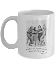 Judy Garland First-Rate Quote Coffee Mug - Wizard of Oz Photo, A Star Is Born