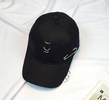 New Kpop 2NE1 CL GOT 7 WINNER GD Ring Design Snapback Men's Hat Baseball Cap