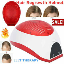 LLLT Led Hair Loss Regrowth Growth Treatment Cap Helmet Therapy Alopecia