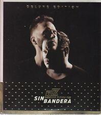 NEW - Sin Bandera CD + DVD Una Ultima Vez *DELUXE EDITION* - SEALED!