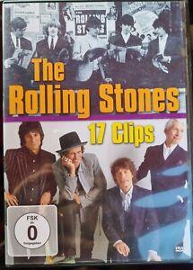 Rolling Stones - 17 Clips [DVD-AUDIO]
