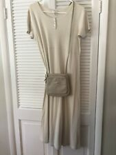 Vintage Jones New York Any Time Dress With Nine West Purse
