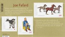 CANADA 2012 Souvenir Sheet #2523 Art Canada: Joe Fafard MNH