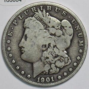 1901-O Morgan Dollar Silver 100604 *SFCOIN