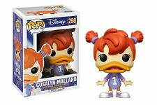 FUNKO POP! DISNEY DARKWING DUCK GOSALYN MALLARD 13608 Vinyl Doll Figure Toy
