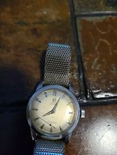VINTAGE OMEGA SEAMASTER AUTOMATIC MENS WATCH 10K GOLD FILLED ROUND