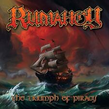 RUMAHOY - THE TRIUMPH OF PIRACY   CD NEUF