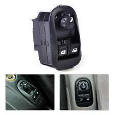 New Power Window Switch Master Electric Mirror Button Black Fits for Peugeot 206