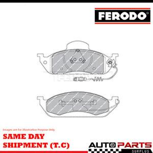 Ferodo Brake Pads For MITSUBISHI PAJERO 2000 - 2006