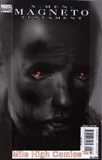 X-MEN: MAGNETO-TESTAMENT (2008 Series) #5 Near Mint Comics Book