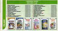stock 192 libri nuovi la spiga- i rosicchia favole- bambini 4-6 anni - 98 euro -