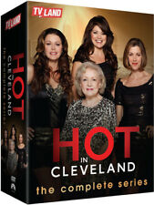 Hot in Cleveland: The Complete Series (17 Disc) DVD NEW