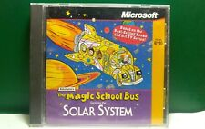 Microsoft Scholastic's The Magic School Bus Explores the Solar System W/Jewel