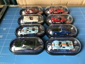 """⑤1/72,UCC,FORD 100th Anniversary Collection,""""All 8 Cars Complete Set"""",Die-cast"""
