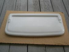 Porcher by American Standard Toilet Tank Lid 735048, White, Flawless!