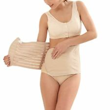 Slimming Belt Womens Body Waist Shaper Girdle Adjustable Tummy Tuck Fat Slim NEW
