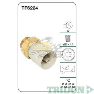TRIDON FAN SWITCH FOR Mitsubishi Diamante 07/00-05/03 3.5L(6G74)(Petrol)