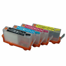 Refillable Ink Cartridge 655 for HP 3525 4615 4625 5525 6525 Empty with chips