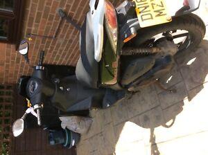 Kymco Agility City 125cc 2016 scooter