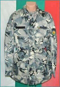 Bulgarian Army Urban Camouflage Air Force Parka Jacket sz.L