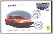 FERRARI BUSTA UFFICIALE - 1973  FERRARI  365 GT/4  BB