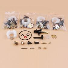 5X Carburetor Carb Rebuild Repair Kit for Honda GX120 GX160 GX200 Pump Strimmer