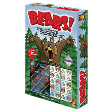 Bears 2nd Edition Dice Game Fireside Games FSD 3001N Press Your Luck