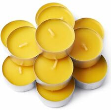 Beeswax Round Decorative Candles