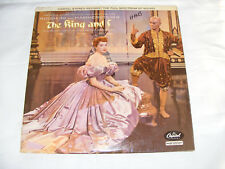 The King And I   1956  Film Soundtrack  Vinyl LP  Deborah  Kerr  &  Yul  Brynner