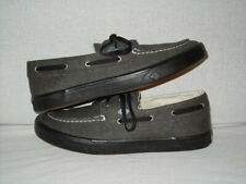 Sperry Bahama II Boat STS17397 Men's Size 9 M ---WASHED BLACK