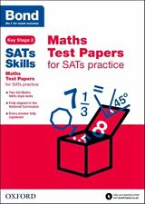 Bond SATs Skills: Maths Test Papers for SATs practice KS 2 National Curriculum
