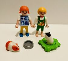 Playmobil 3210 - Children with Guinea Pigs